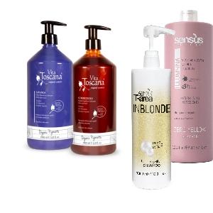 Farb-Shampoo