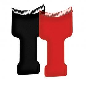 Haarsträhnen-Färbekelle (schwarz)