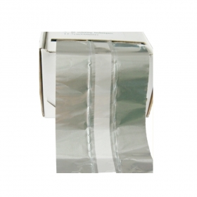 Alufolie mit Sichtfenster 2er Pack