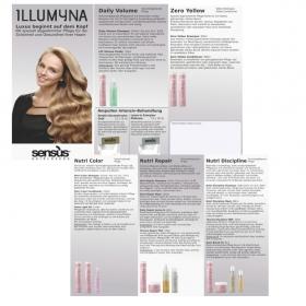 30 Flyer Illumyna von Sens.us