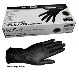 HairCult Vinyl Handschuhe
