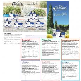 30 Flyer Vita Toscana