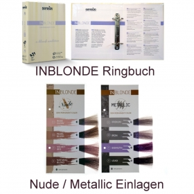 Farbkarte Nude / Metallic