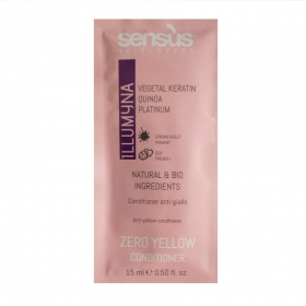 Sachets Zero Yellow Conditioner