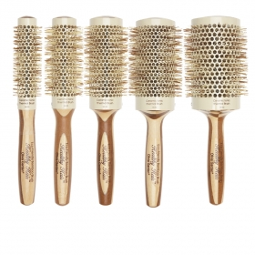 Olivia Garden Healthy Hair Ceramic Ionic Thermal Brush 62/80 mm