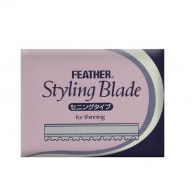 Rasiermesser Feather Effilier Ersatzklingen (10St)