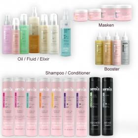 Illumyna Probepaket (24 tlg) Shampoo und Pflege